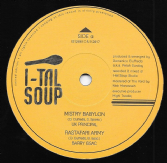 UK Principal - Mistry Babylon / Barry Issac - Rastafari Army (I-Tal Soup) 12""
